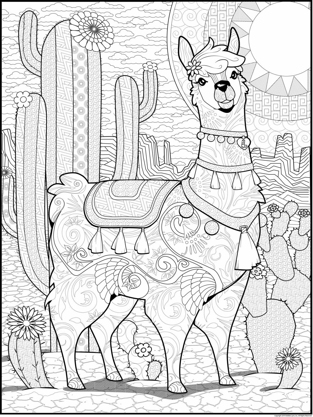 Mermaid Coloring Pages For 8 Year Olds Photos