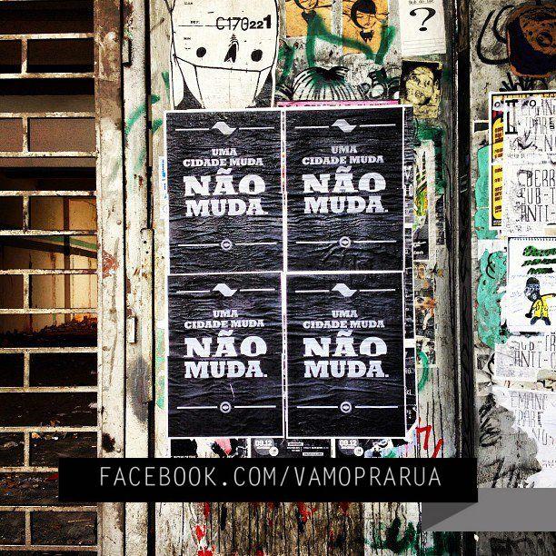 Cidade muda não muda [ RUA - sp - BRAZIL ]