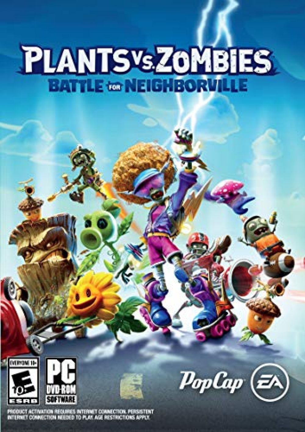 Plants Vs. Zombies Battle for Neighborville PlayStation