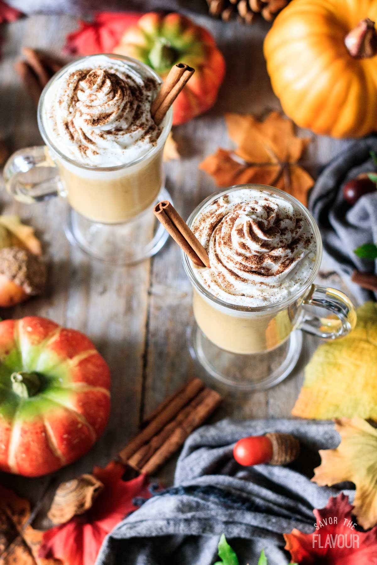 How to Make a Starbucks Pumpkin Spice Latte Recipe