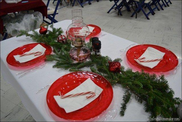 70 Amazing Homemade Christmas Decorations Ideas Viralinspirations Christmas Dinner Table Christmas Dining Table Decor Christmas Decorations Dinner Table