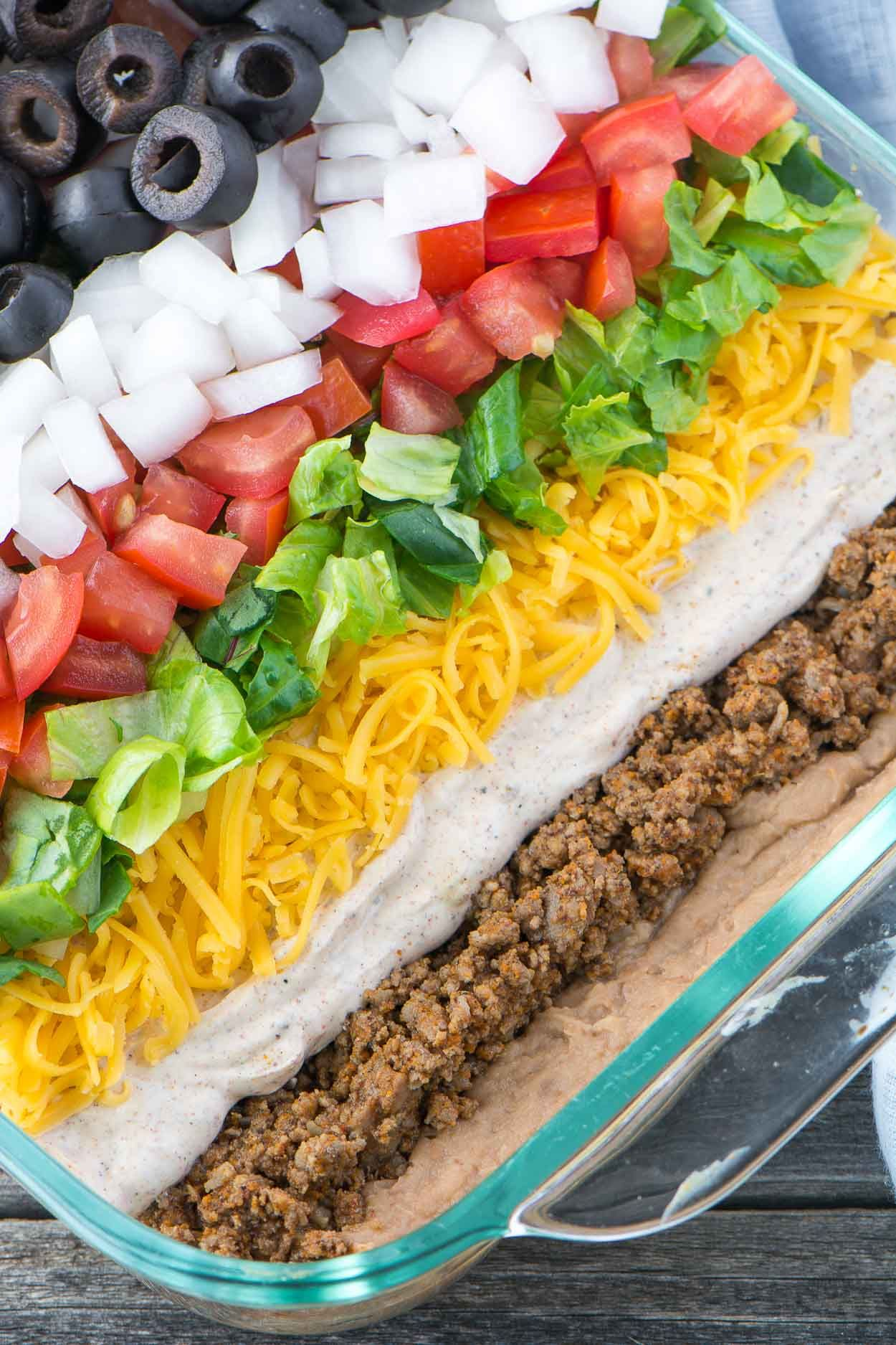 How to Make The Best 7 Layer Dip - Simple Revisions