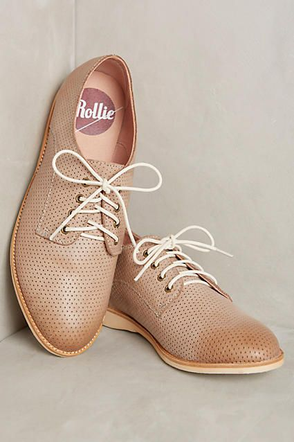 c3b444818af Rollie Nation Derby Pin-Punch Oxfords - anthropologie.com