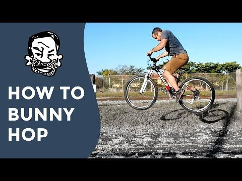 Video How To Bunny Hop A Mountain Bike For Beginners