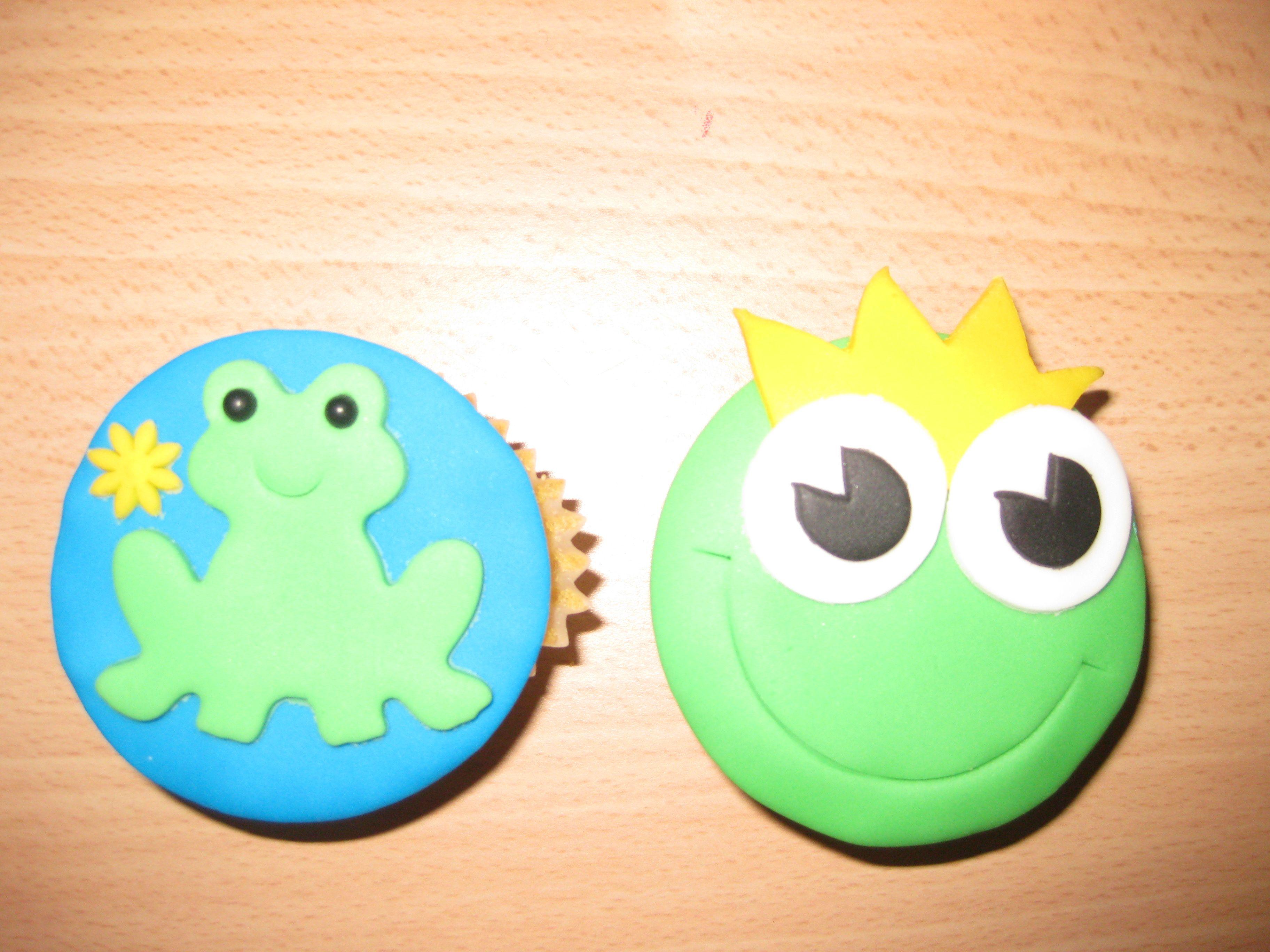 Heerlijke cupcakes !