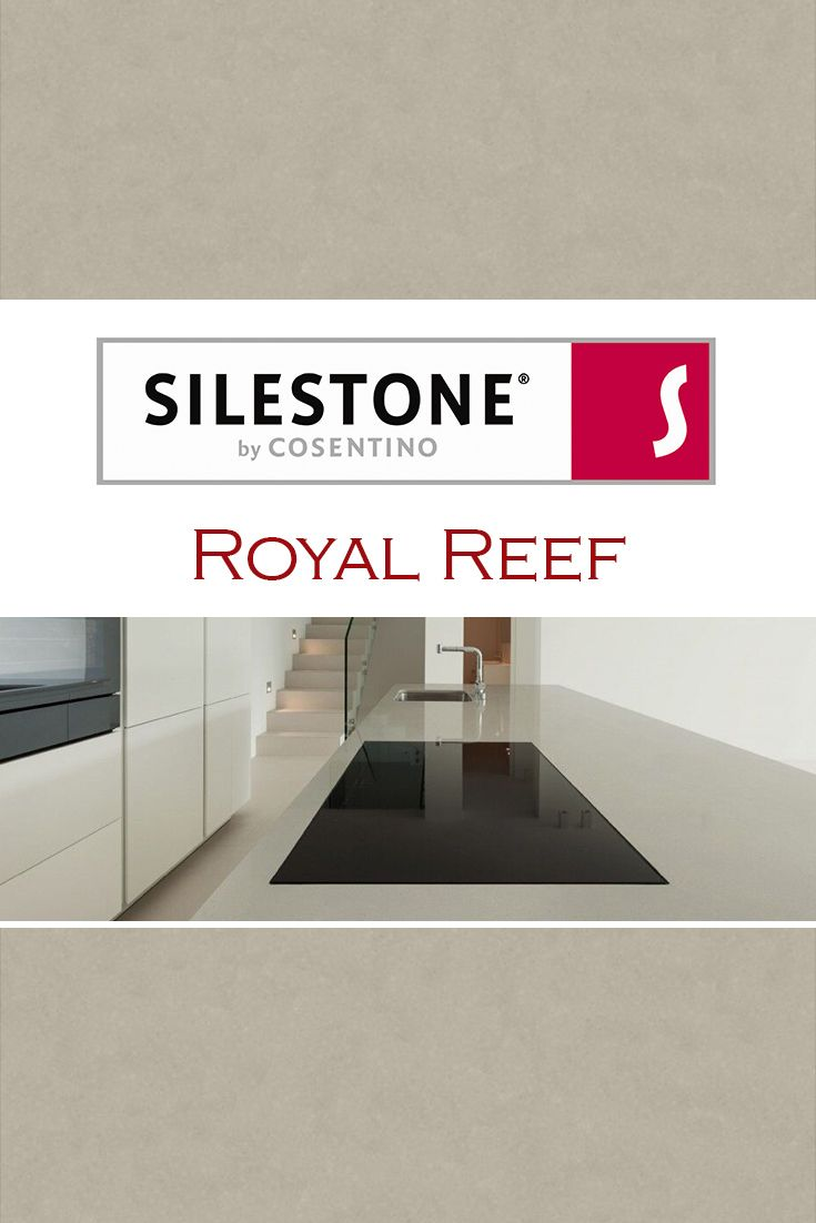 Royal Reef By Silestone Is Perfect For A Kitchen Quartz Countertop  Installation.