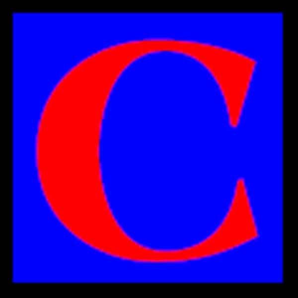 Bright C  Letter C    Cheryl