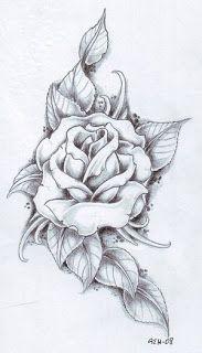 Flower Tattoos, Tattoo Designs, Rose Tattoos, Flower Rose