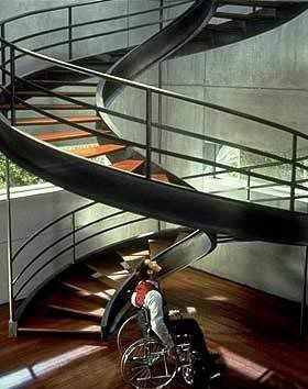 I dream of a DNA staircase one day