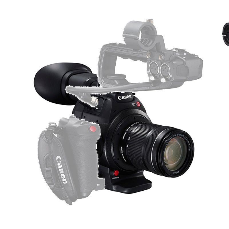 Canon EOS C100 MKII EF 24-105 | Pinterest