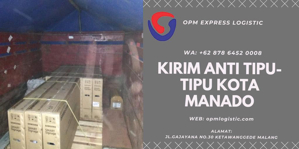 Kirim Anti Tipu Tipu Kota Manado 62 878 6452 0008 Opm Express Logistic Human Resources Malang Investasi