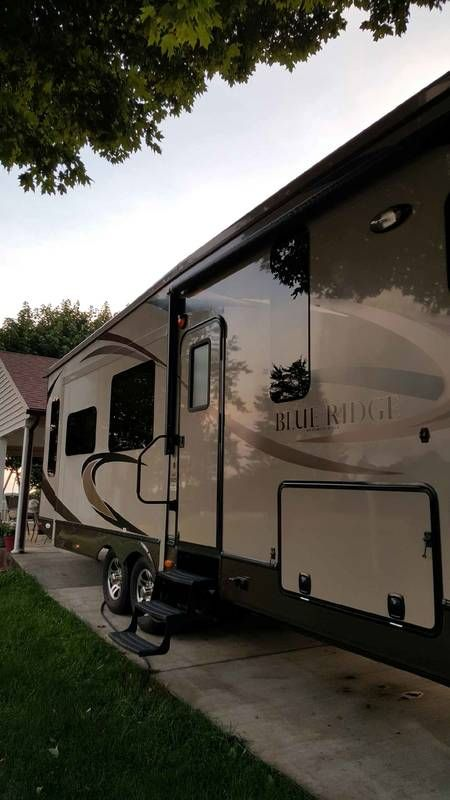 2013 Forest River Blue Ridge 3025 For Sale By Owner Forest Va