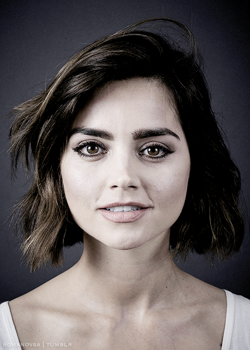 Jenna Louise Coleman Andy Gotts Jenna Coleman For Andy