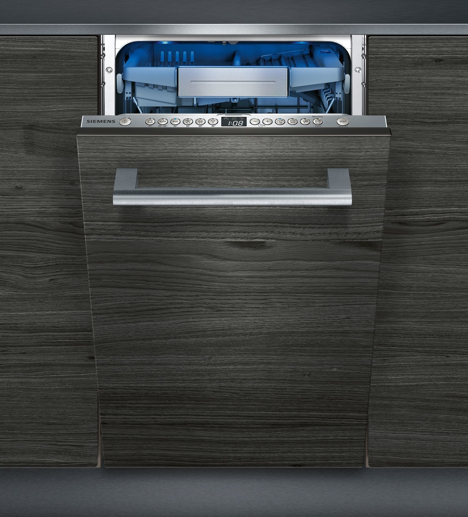 Buy Siemens iQ500 SR656X01TE dishwasher Fully builtin 10