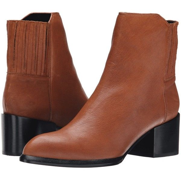 Womens Boots Calvin Klein Jeans Nenita Cognac