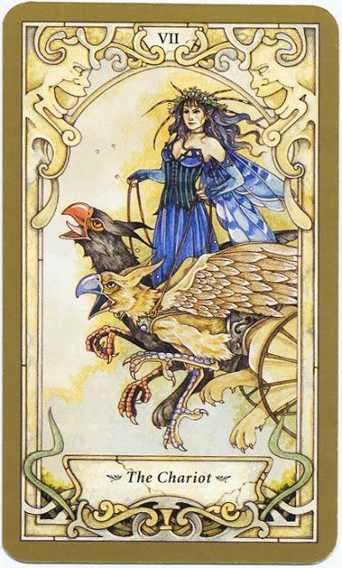 Mystic Faerie Tarot The World: Tarot Cards Major Arcana