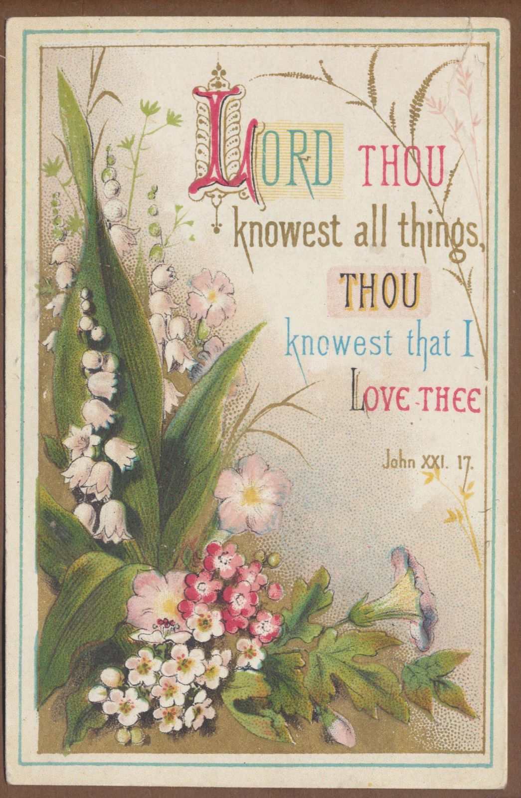 C7125 bright victorian religious card scripture ebay bible c7125 bright victorian religious card scripture ebay kristyandbryce Image collections