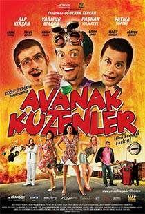Avanak Kuzenler 2008 Yerli Film Cretsiz Full Indir