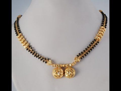 Top 15 Beautiful Light Weight Mangalsutra Designs Youtube Gold Necklace Indian Bridal Jewelry Gold Mangalsutra Designs Black Beaded Jewelry,Bridal Mehndi Designs Full Hand Easy And Simple
