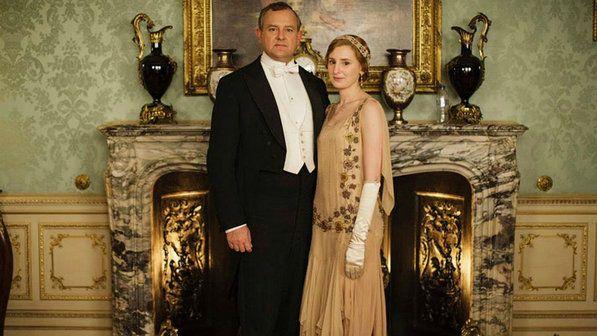 Produção esquece garrafa plástica em foto de \'Downton Abbey ...