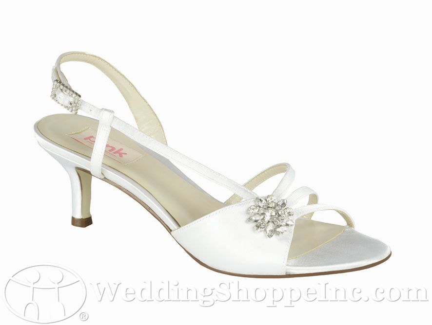 Pink By Paradox London Wedding Shoes Coral Satin Wedding Shoes Dyeable Wedding Shoes Pink Paradox