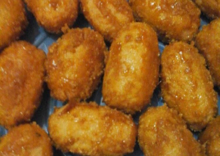 Resep Gemblong Manis Gurih Oleh Momy Yaumi Resep Memasak Resep Makanan Dan Minuman
