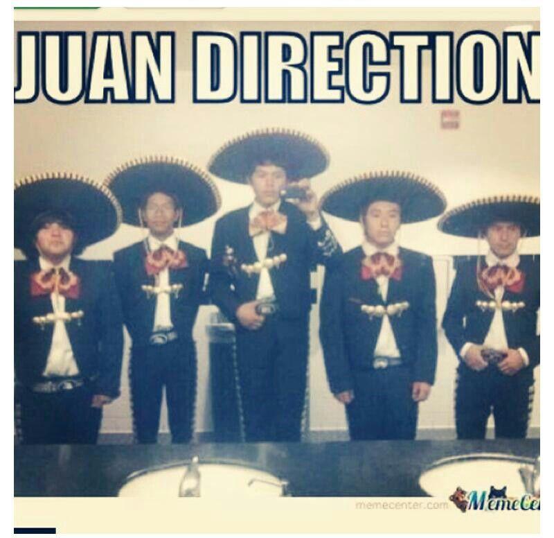 Juan Direccion. LMAO