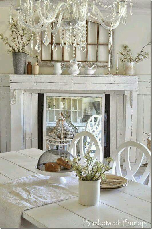 A white cottage in Autumn...