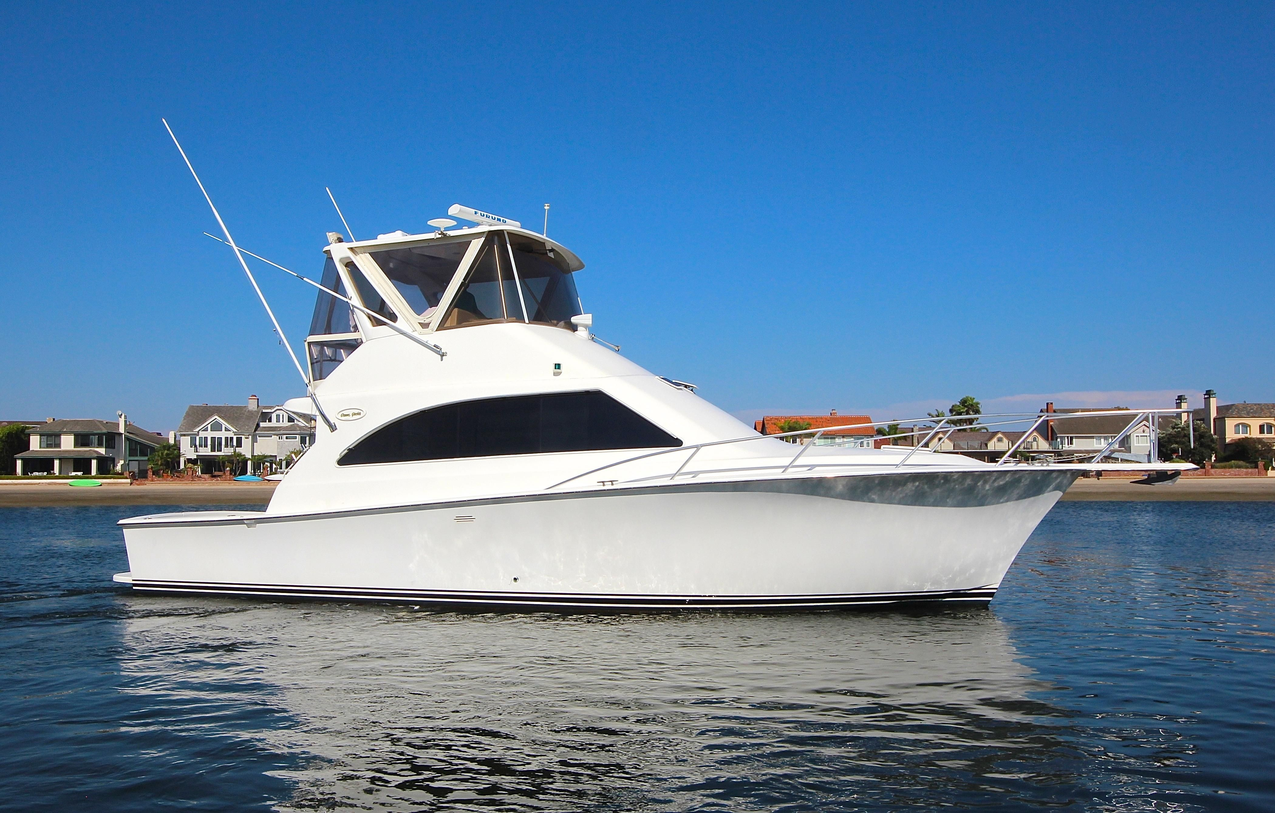 Sold 1999 40 Ocean Yachts Super Sport In 2020 Boat Yacht For Sale Used Boats