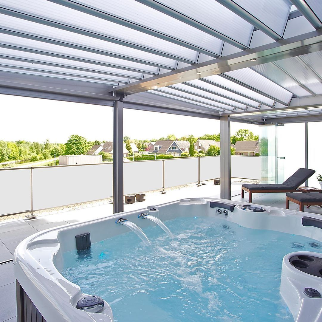 ABKÜHLUNG ZUHAUSE 💦   Bei diesen Temperaturen ist jedes Schwimmbad überfüllt. Da kommt doch eine p...