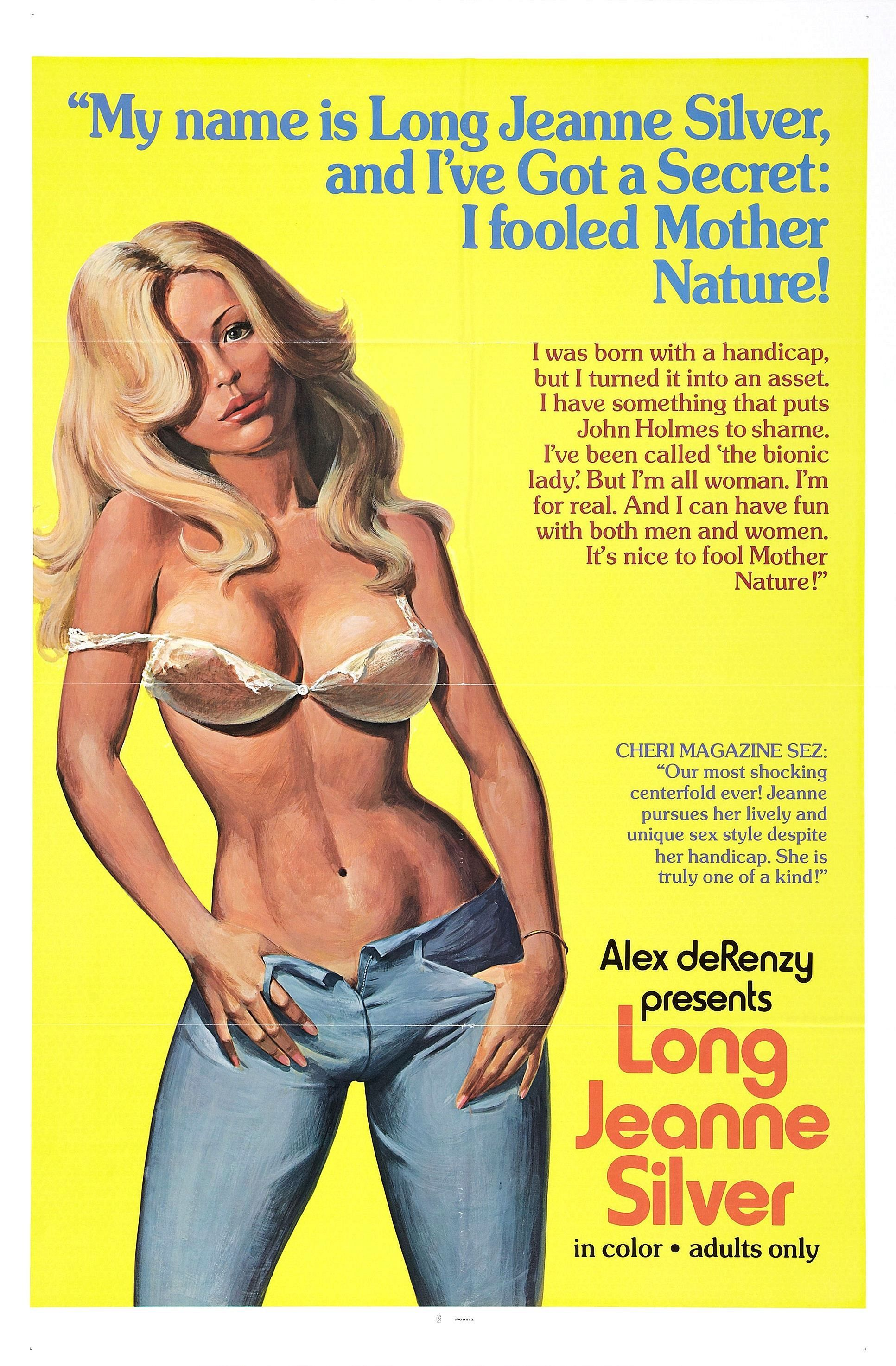 Long Jeanne Silver (1977, USA) | Movie Posters | Pinterest | USA ...