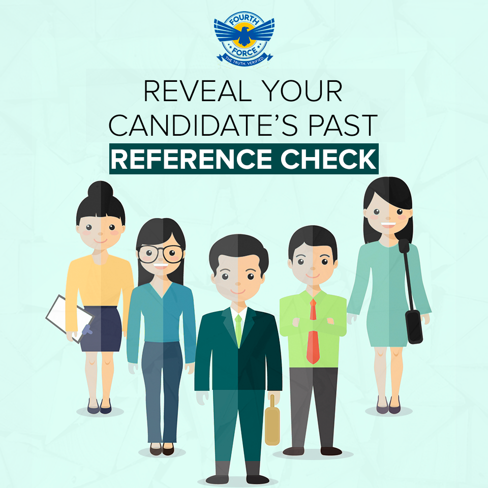 Pin by Fourth Force on Reference Check Services in India