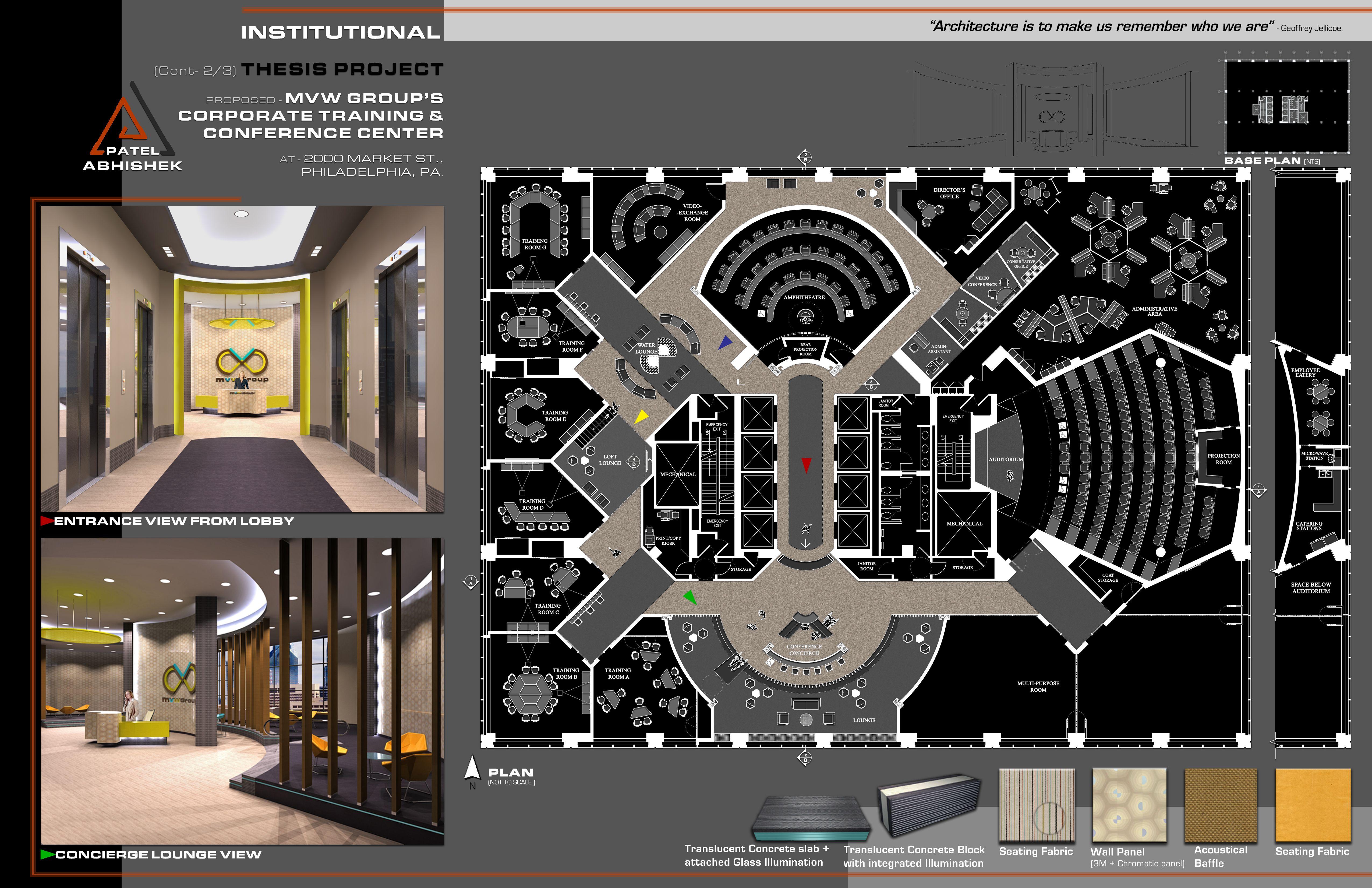 interior design portfolio examples for university www
