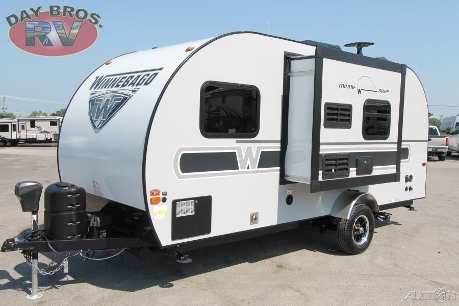 2018 Winnebago Minnie Drop 170s New Towable Rv Travel Trailer Pull