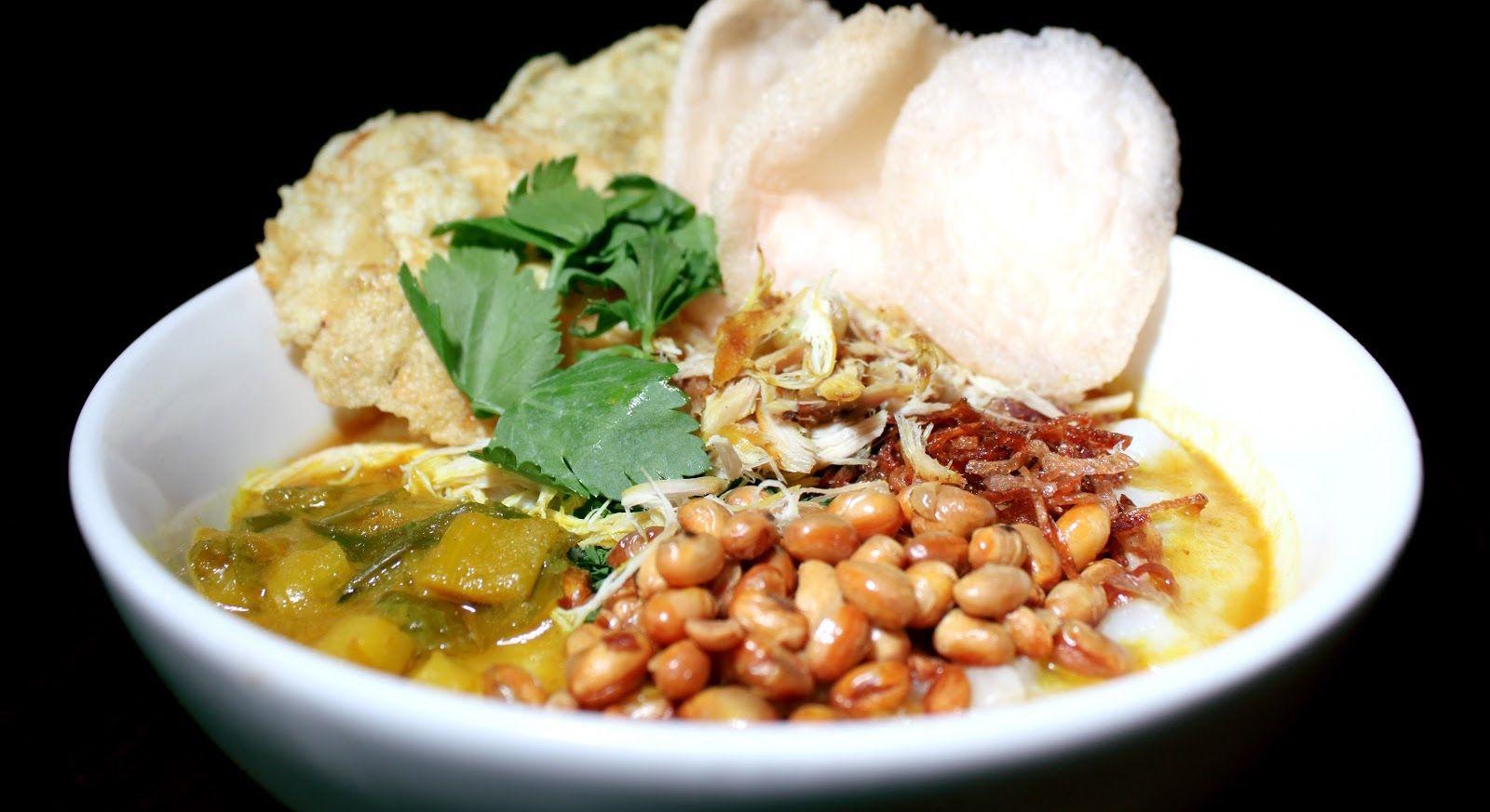 Resep Bubur Ayam Bandung Istimewa Rahasiaid Recipes Asian Sambal Bawang By Aisha Store Sby