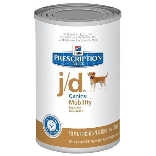 Hill S Prescription Diet J D Mobility Dog Food 12 13 Oz Cans