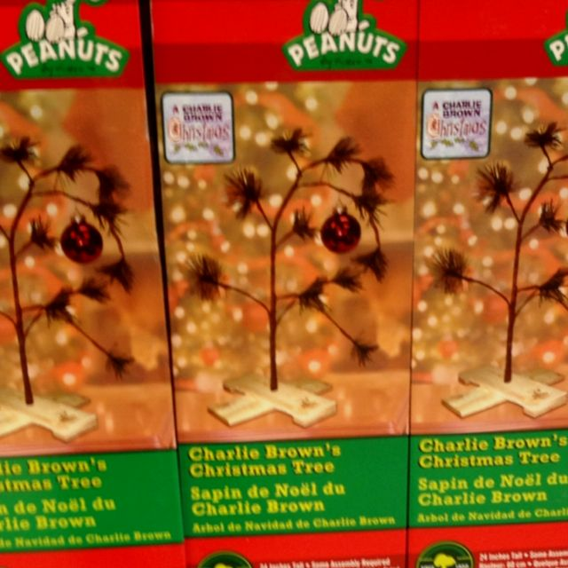 Rite Aid Christmas Hours.This Year Rite Aid Had A Very Charlie Brown Christmas Tree