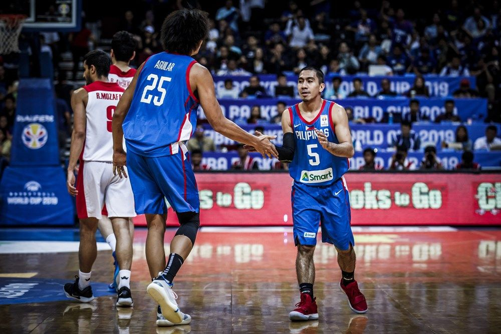 Philippines V Iran Boxscore Fiba Basketball World Cup 2019 Asian Qualifiers 2019 3 December Fi With Images Fiba Basketball Basketball News National Basketball League
