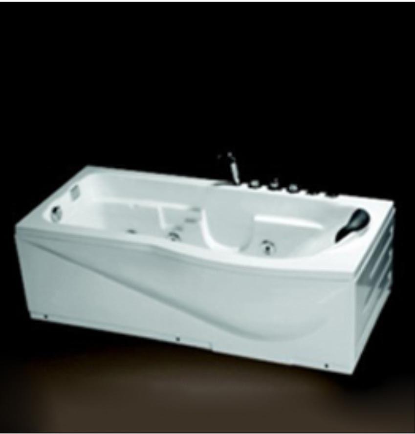 bathtub | Whirlpool Jacuzzi Bathtub (SN17BR(L)) | For the Home ...