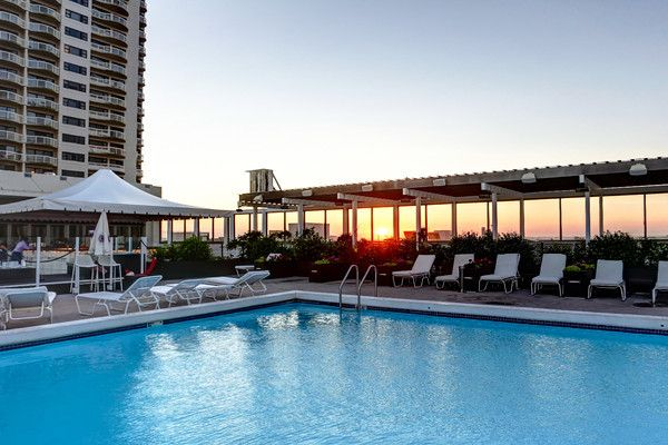 The Chelsea Atlantic City Pool Party Anyone Doac Atlantic City Resorts City Suites Chelsea Hotel
