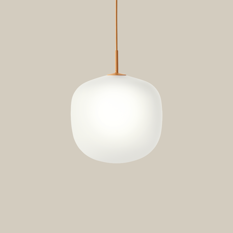The Rime Pendant Lamp Brings An Elegant Perspective To The Glass Pendant Lamp Through Its Semi Transparent Glass That Has In 2020 Lamp Pendant Lamp Glass Pendant Lamp