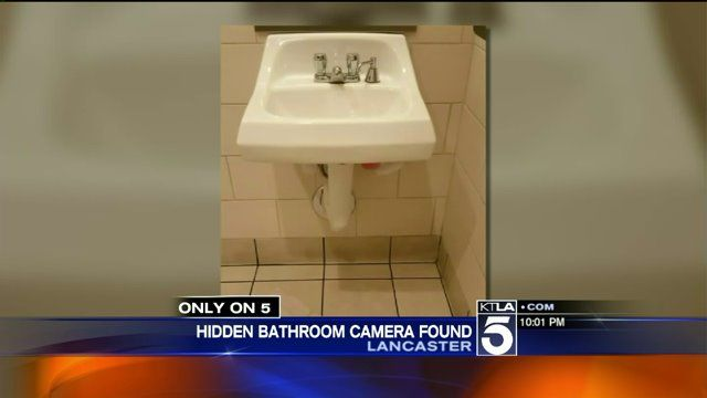 Mom Shocked After 5 Year Old Discovers Hidden Camera In California