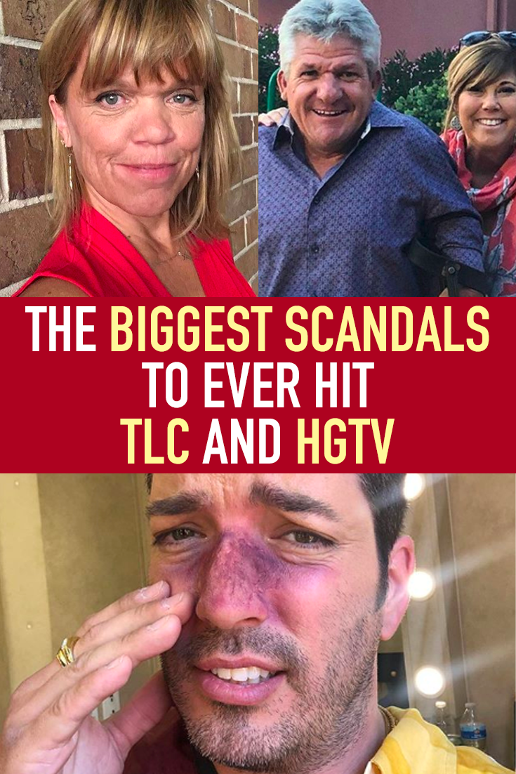 The Scandals HGTV And TLC Wish You Would Forget
