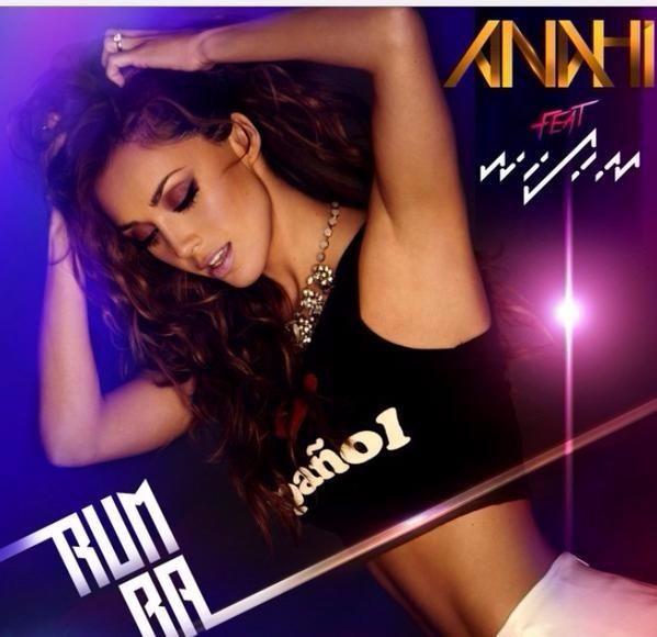 Anahi Novo Single Rumba Anahi Portilla Dulce Maria
