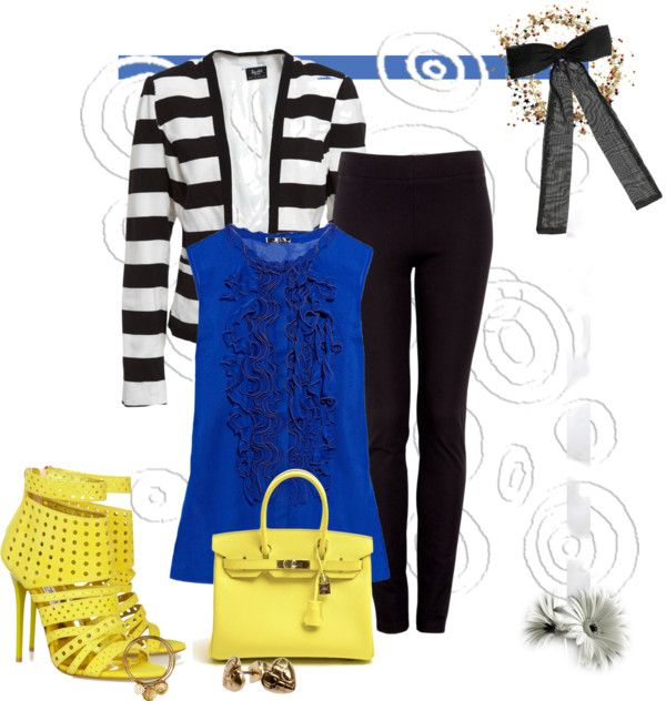 """Stephanie"" by angienuzzo on Polyvore"