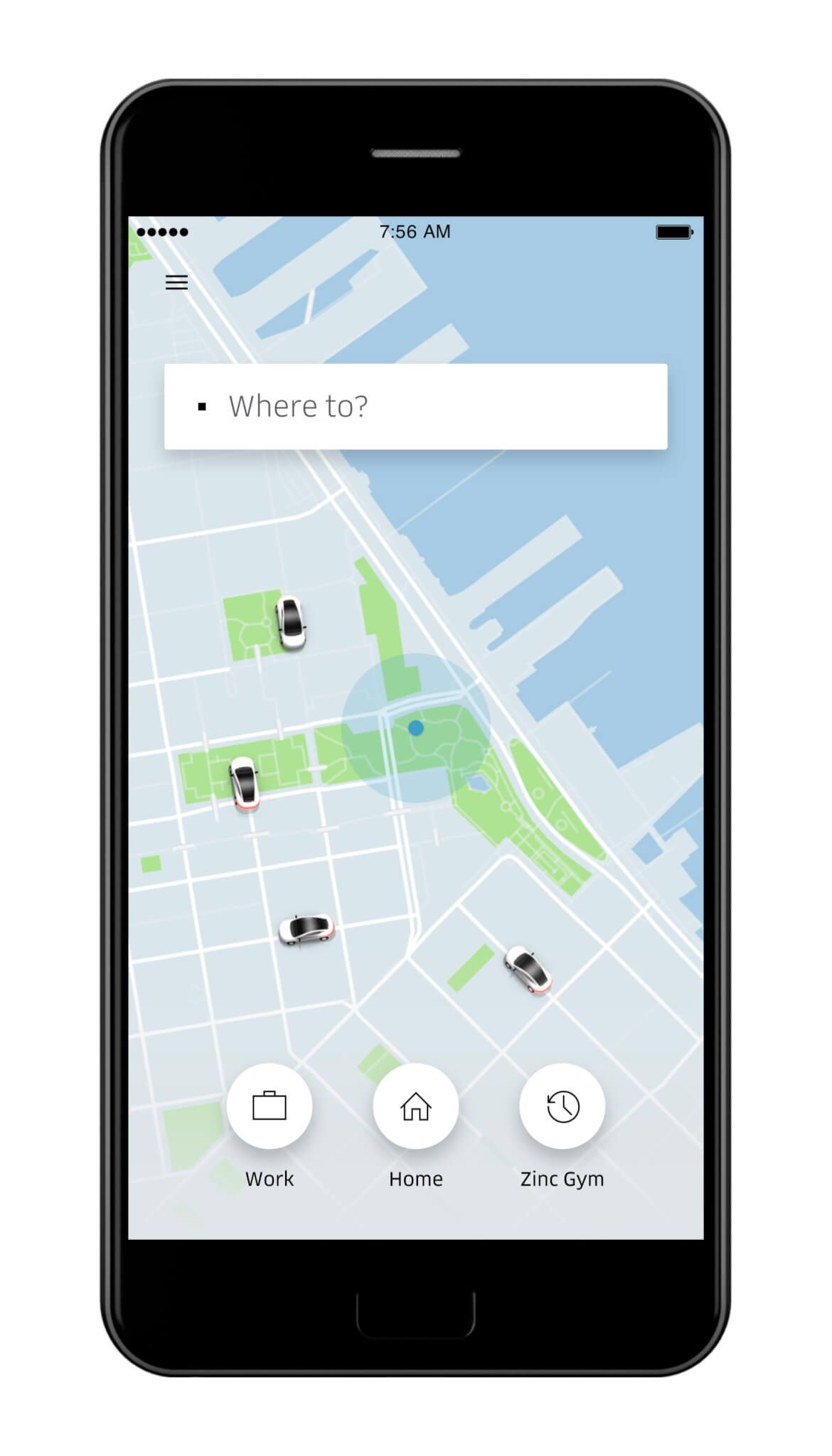 Uber is rolling out a big redesign powered by machine