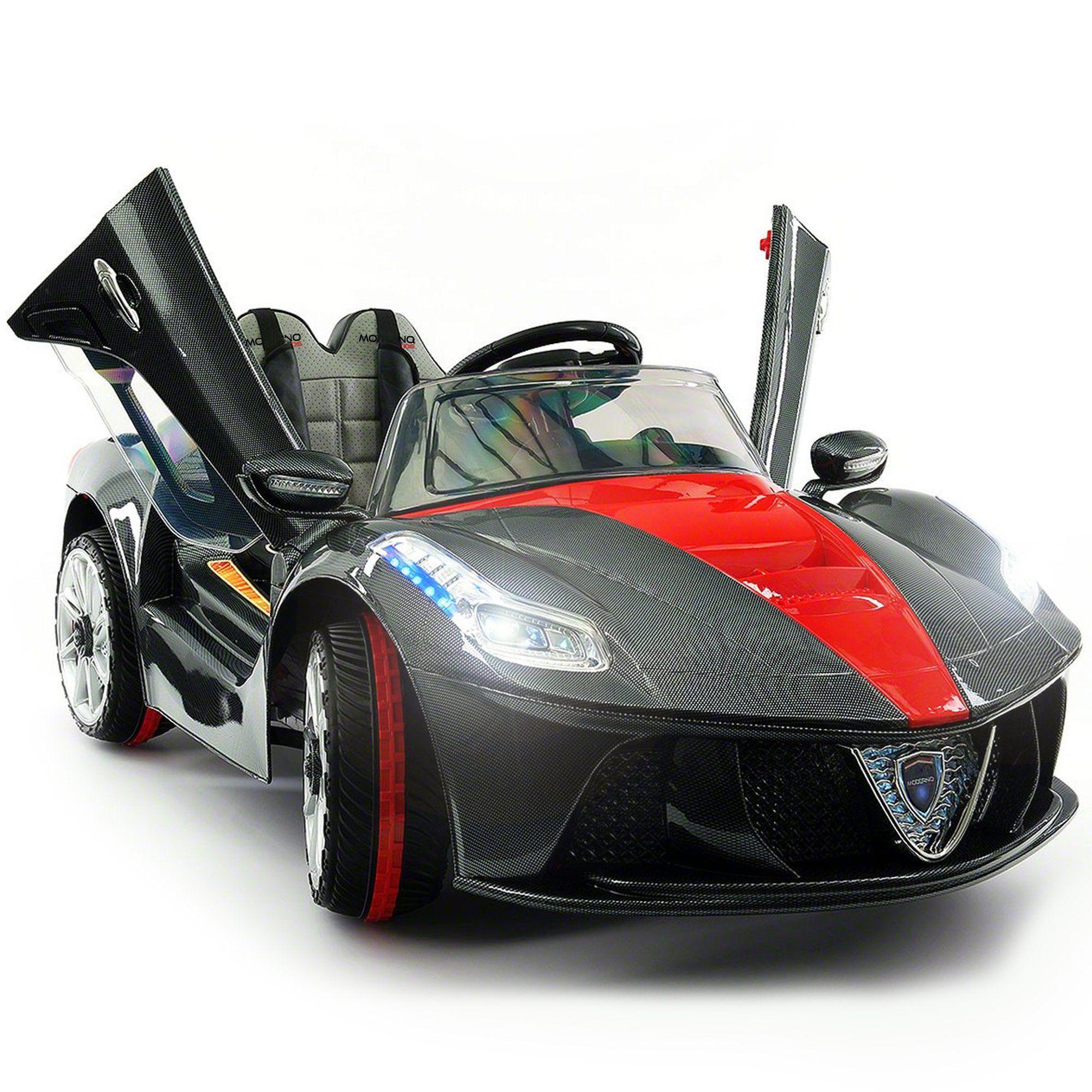 2020 moderno kids 12v sports car battery power ride on toy