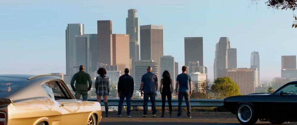 Fast and Furious 7 Screenshot Team Los Angeles
