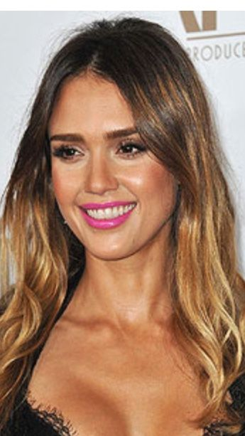 Pin By Dianna Garcia On Hair In 2019 Jessica Alba Hair Bright