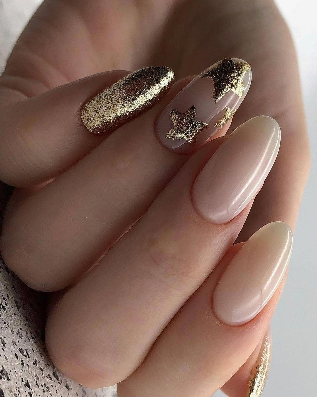 99 New Years Eve Nail Art Designs For Fun Holiday With Images